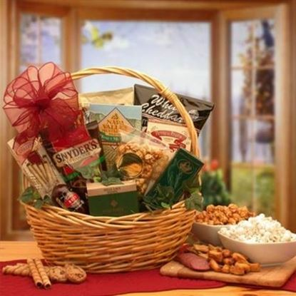 Picture of Happy Birthday Basket