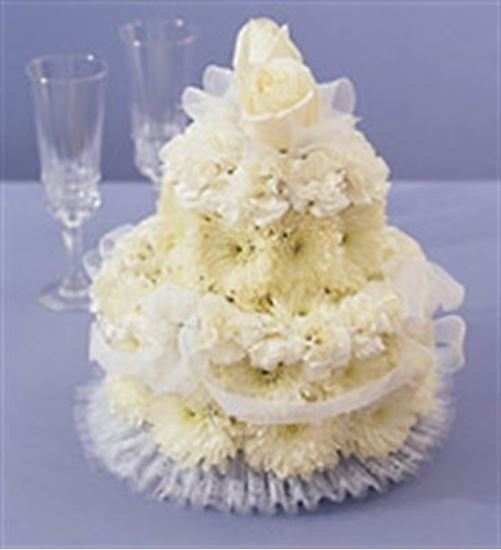 Picture of Flower Cake