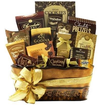 Picture of Heart Warming Gift Basket